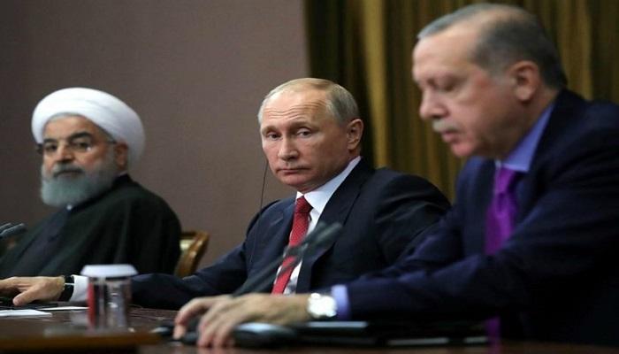 اتحاد تركيا وإيران وروسيا لانتقاد صفقة النفط الأمريكية في سوريا