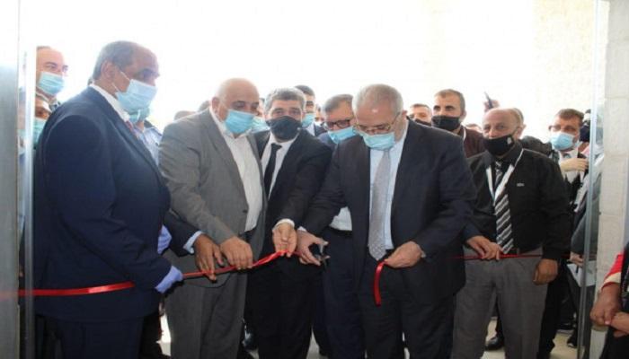 افتتاح مبنى مديرية النقل والمواصلات في أريحا