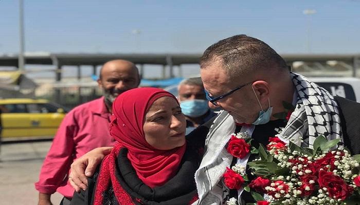 الاحتلال يفرج عن أسير من محافظة نابلس بعد 18 عاما