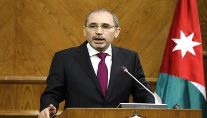 الصفدي: حل الدولتين هو السبيل لسلام دائم في المنطقة