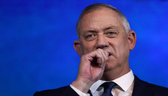 غانتس يحذر من قتل المتظاهرين ضد نتنياهو