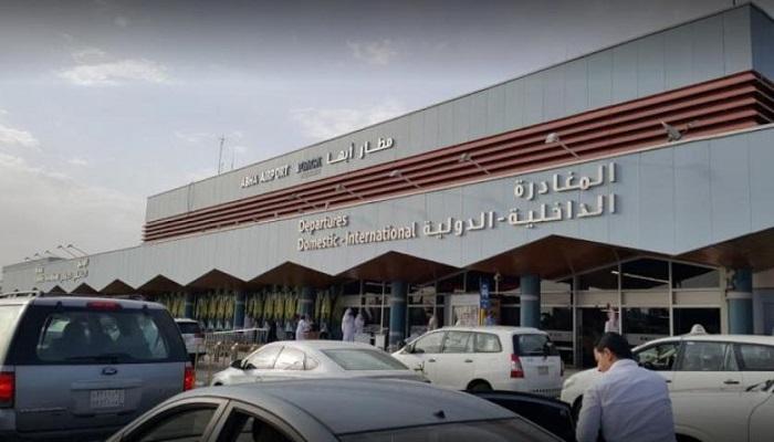 الحوثيون يهاجمون مطار أبها السعودي