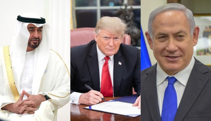 التوقيع رسميا على اتفاق السلام الإماراتي الإسرائيلي الأسبوع القادم