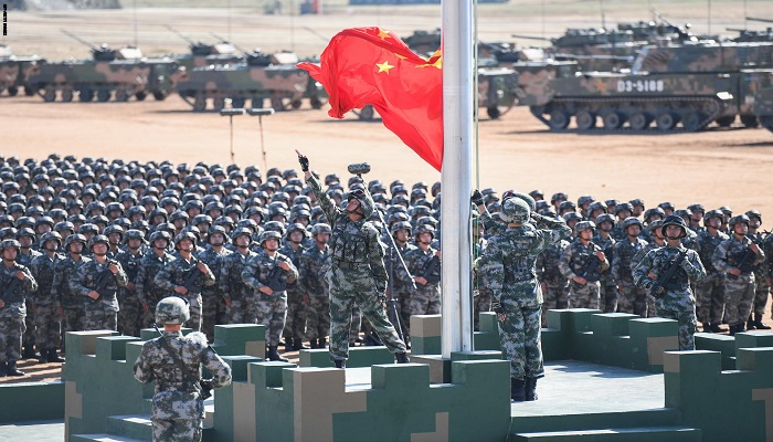 مجلة أمريكية هناك شيء واحد يحد من قدرة الصين لتصبح قوة عسكرية عظمى