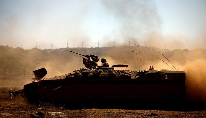 جيش الاحتلال يفتح تحقيقا في إطلاق المقاومة النار على إحدى جرافاته