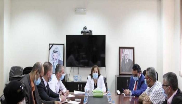 لجنة الوبائيات تناقش الحالة الوبائية وترفع توصياتها لمجلس الوزراء