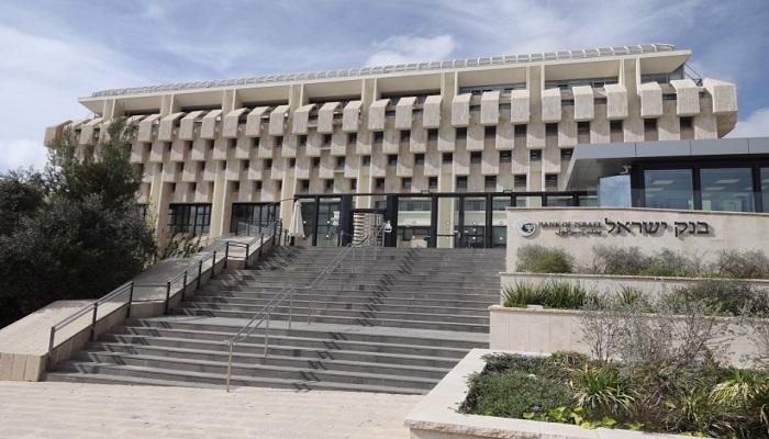 بنك إسرائيل ينوي شراء 30 مليار دولار من النقد الأجنبي في 2021