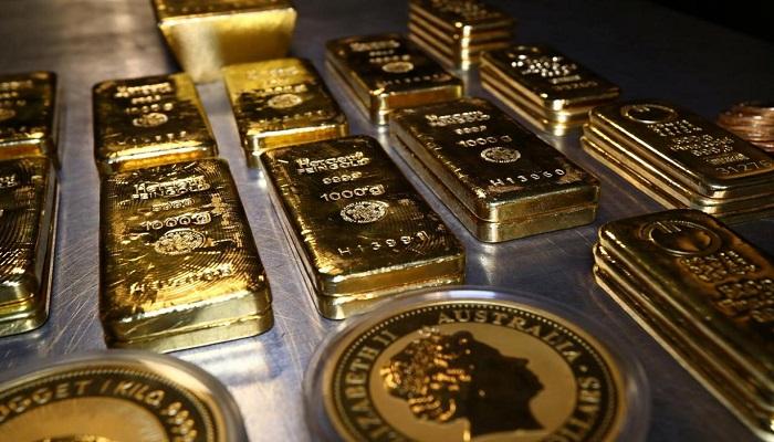 ارتفاع الذهب بفضل آمال التحفيز الأمريكي