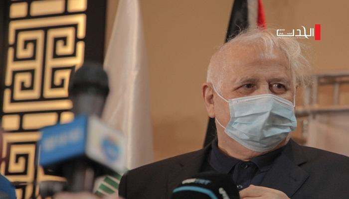 لجنة الانتخابات تجتمع مع مؤسسات المجتمع المدني في الضفة وغزة