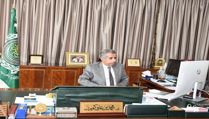 بيان صادر عن الأمانة العامة لمجلس وزراء الداخلية العرب