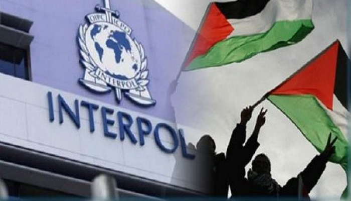 إنتربول فلسطين ينجز قضيتي إبتزاز إلكتروني