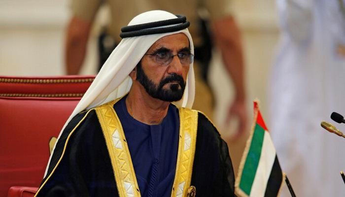 نائب رئيس دولة الإمارات