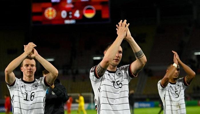 منتخب ألمانيا أول المتأهلين رسميا لكأس العالم قطر 2022