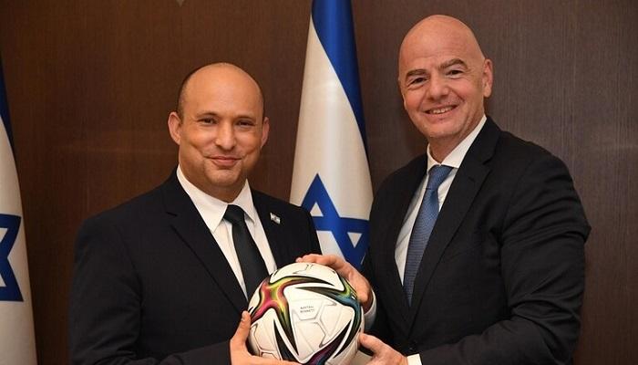 هل تستضيف إسرائيل كأس العالم لكرة القدم؟