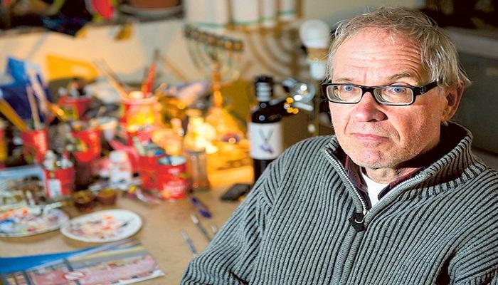 وفاة فنان الكاريكاتور السويدي صاحب رسم مسيء للنبي محمد في حادث سير