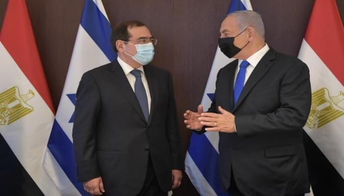 نتنياهو: نشكل مع مصر