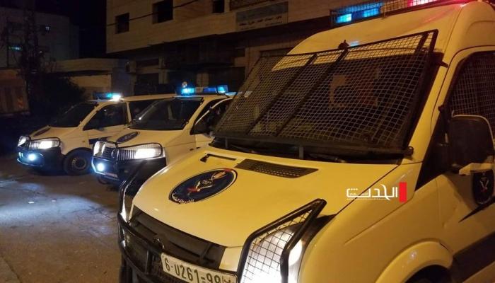 شرطة رام الله تحبط محاولة تهريب مئات الحبوب المخدرة بين عدة محافظات