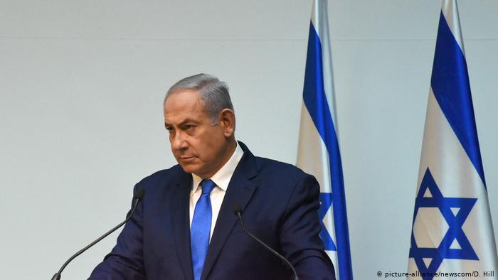 """""""إسرائيل"""" نتنياهو"""