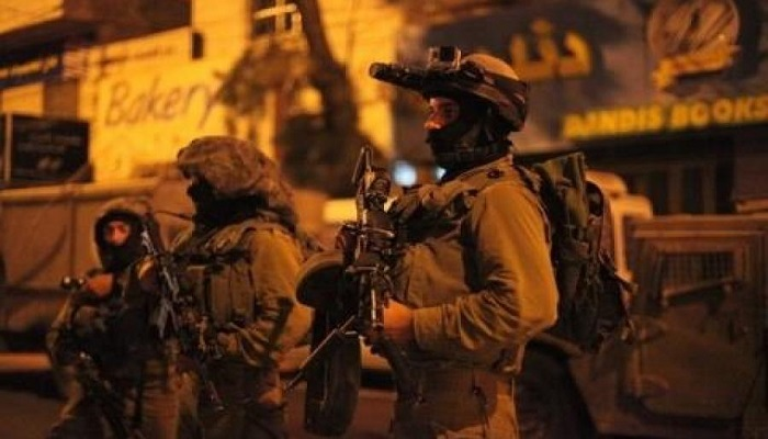 الاحتلال يعتقل 19