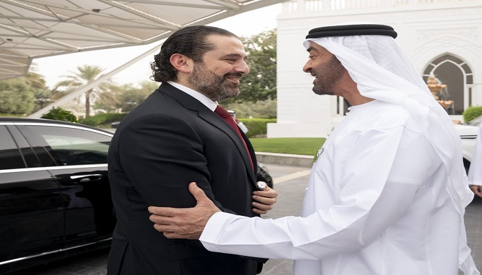 بن زايد عرض استضافة عائلته بدلاً من الرياض.. الحريري يتلقى دعماً مالياً من أبوظبي