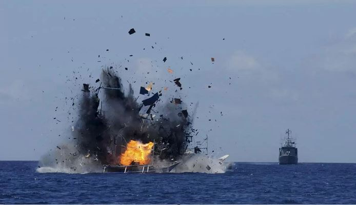 المؤسسة العسكرية الإسرائيلية تدفع باتجاه الرد على استهداف إيران لسفينة إسرائيلية