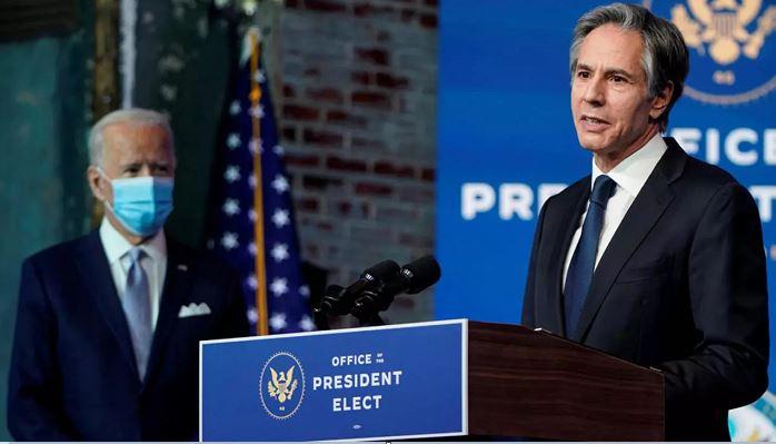 وزير الخارجية الأمريكي