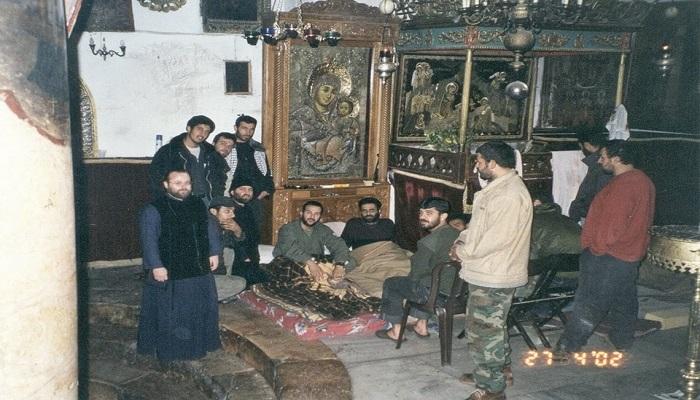 19 عاما على اجتياح بيت لحم وحصار كنيسة المهد