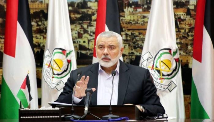 تفاصيل الاتصال الهاتفي بين هنية والقيادة المصرية