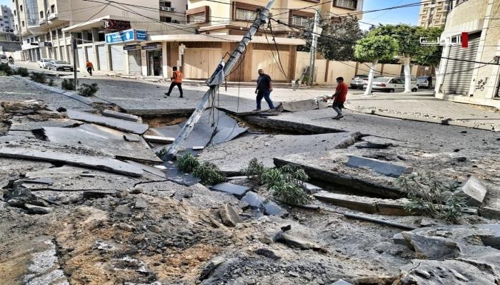 بينهم طفل وامرأة حامل..4 شهداء في قصف إسرائيلي على دير البلح وجحر الديك