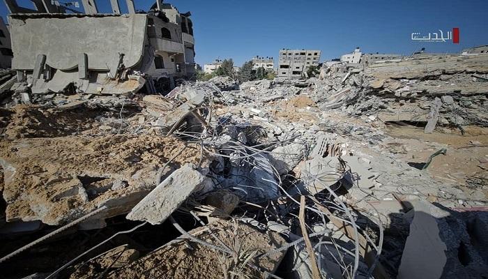 إصابات في قصف إسرائيلي استهدف منازل ومنشآت المواطنين في غزة