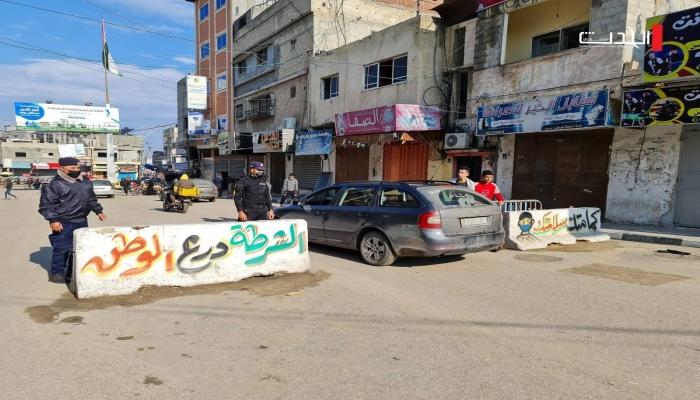 الداخلية بغزة تعلن عن إجراءات تخفيفية