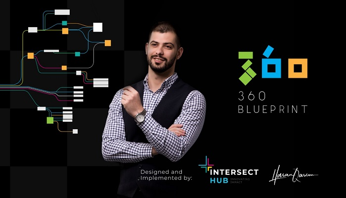 حاضنة أعمال Intersect تطلق مشروع Blueprint360  بالشراكة مع الخبير حسن قاسم