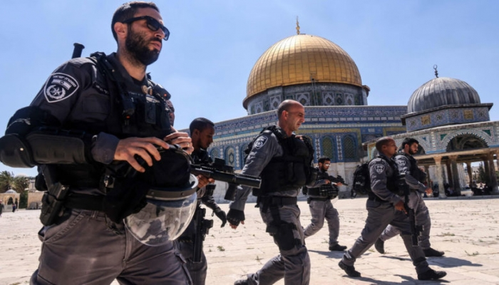الأردن: اعتداء الاحتلال على المصلين بالأقصى انتهاك سافر لحرمة المسجد