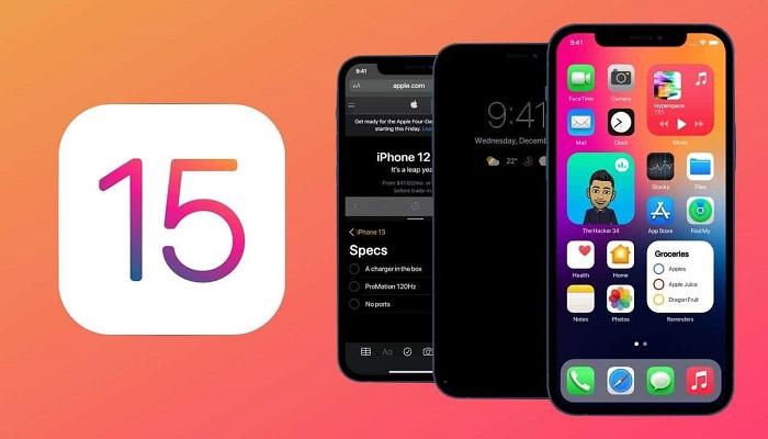 آبل تمنح هواتف آيفون ميزات مهمة مع iOS 15
