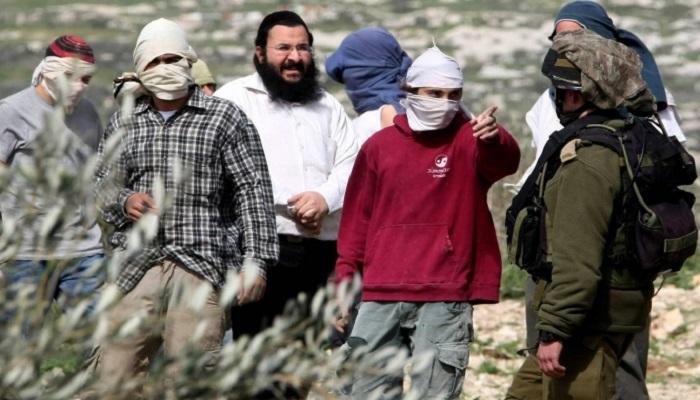 إصابة مواطن ونجله برضوض في هجوم للمستوطنين في رام الله