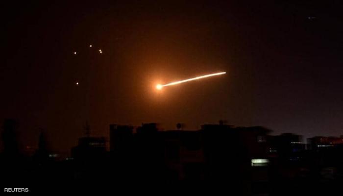 الدفاعات الجوية السورية تتصدى لعدوان إسرئيلي على ريف حمص