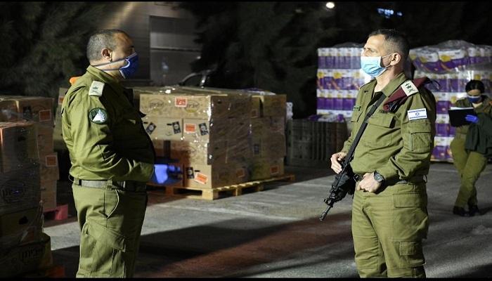 فيروس كورونا ينتشر بين مسؤولي فرقة غزة التابعة لجيش الاحتلال