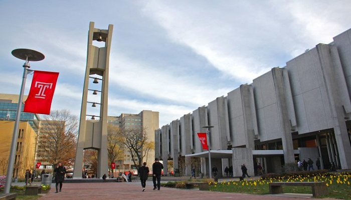 التجمع النقابي في جامعة تمبل الأميركية يعتبر اسرائيل دولة فصل عنصري