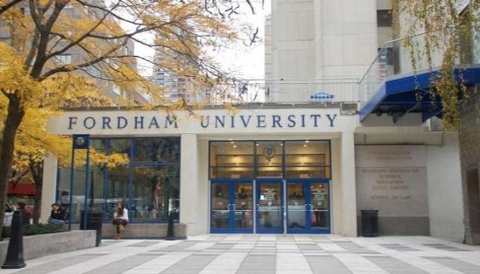 حملة ضد جامعة فوردهام الأميركية لرفضها نشاطا طلابيا مؤيدا لفلسطين