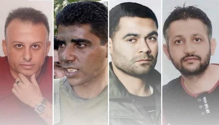 قناة عبرية تكشف جانبا من التحقيق مع أسرى نفق جلبوع الأربعة