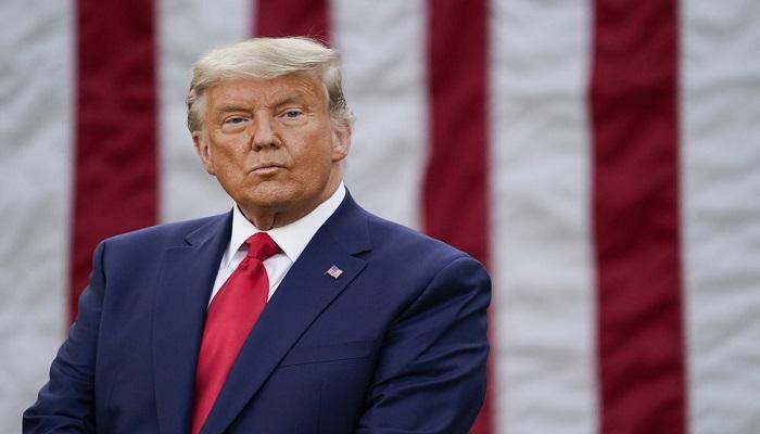 ترامب ينفى مزاعم بأنه خطط لمهاجمة الصين