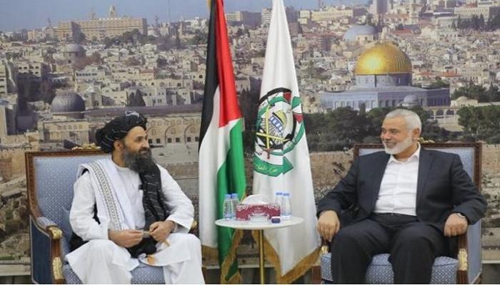 هل تسعى الدوحة لمنح حماس شرعية دولية كما طالبان؟