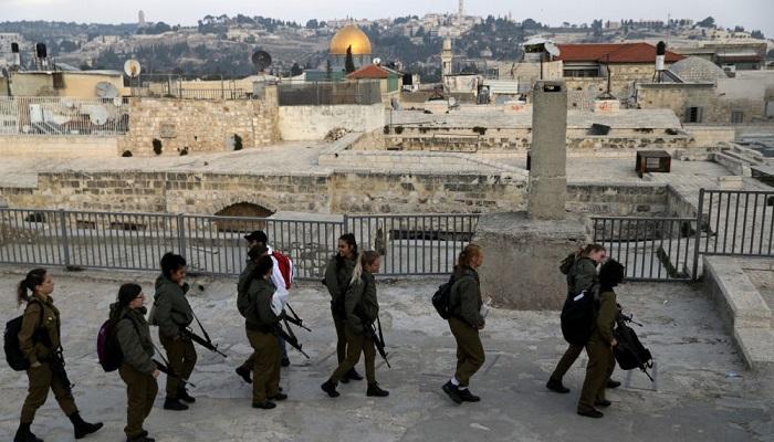الاحتلال ينشر قوات إضافية في القدس ويرفع مستوى التأهب