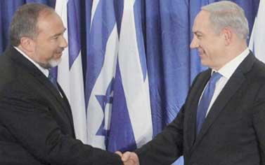 الأحزاب الإسرائيلية