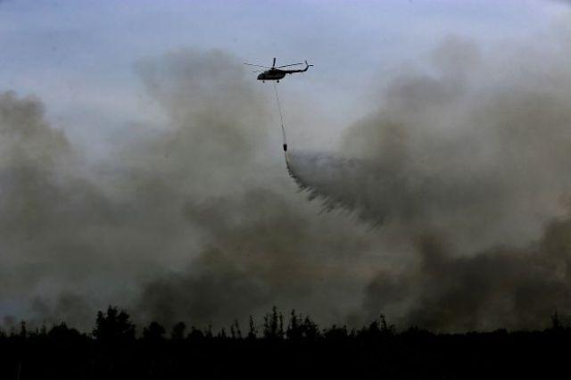 بالفيديو: إجلاء مئات الإسرائيليين والحرائق تمتد إلى حيفا