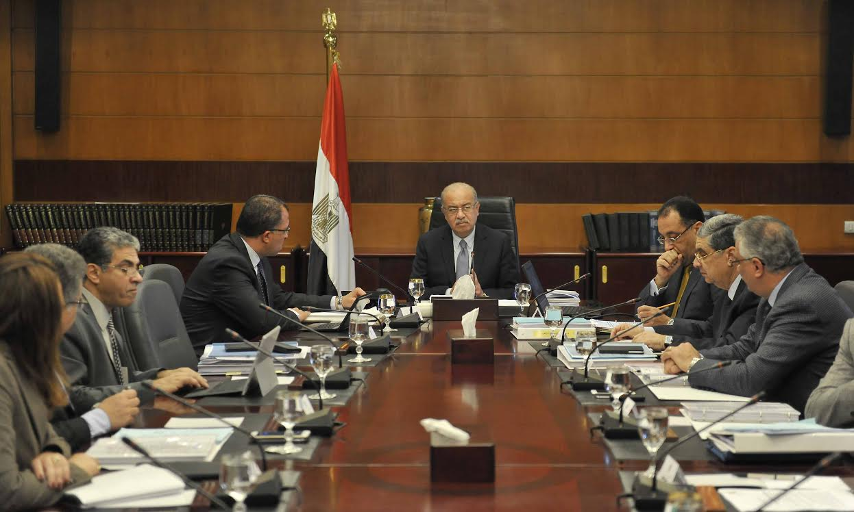 Image result for الحكومة المصرية